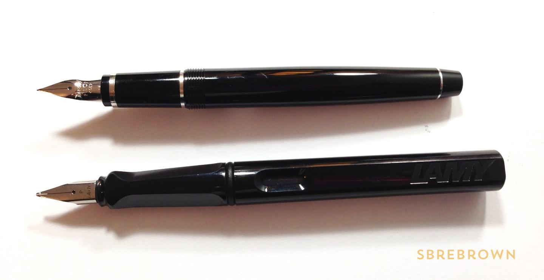 Pilot Elabo SEF Fountain Pen Review (5)