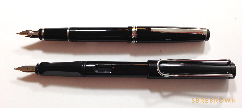 Pilot Elabo SEF Fountain Pen Review (6)