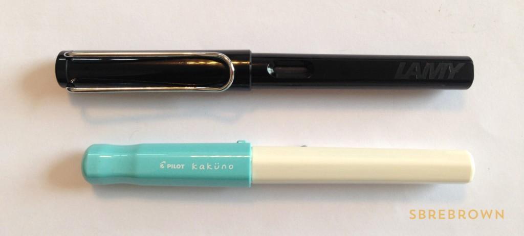 Pilot Kakuno Fountain Pen Review (5)