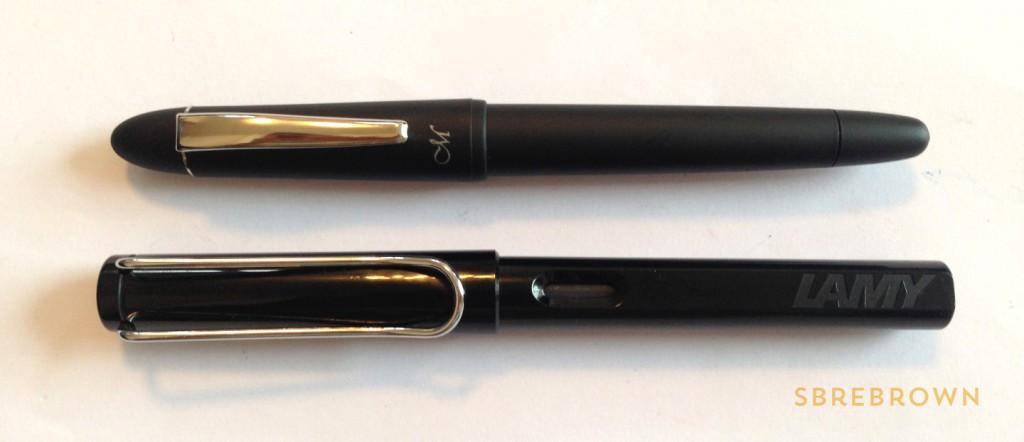 SB. Manuscript Italic Calligraphy Pen Review (2)