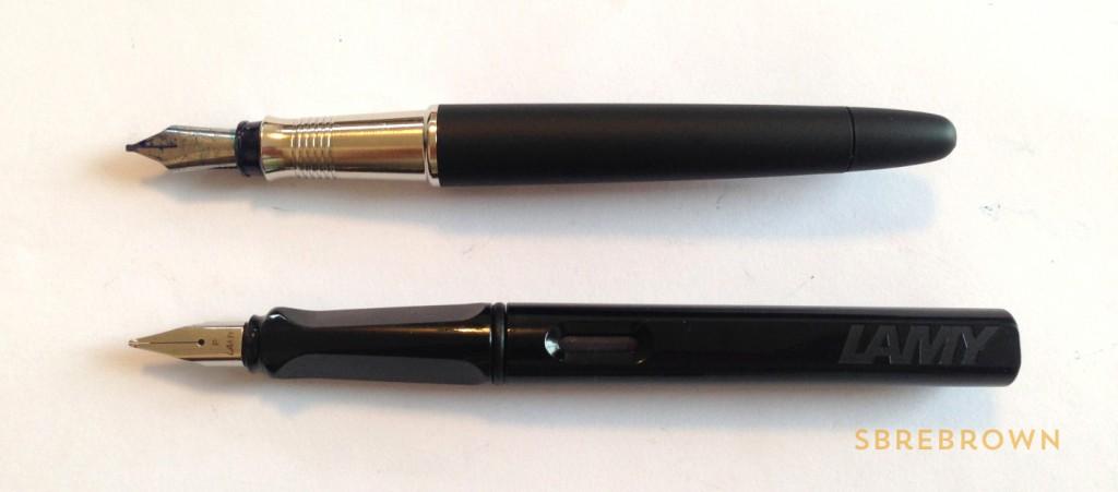 SB. Manuscript Italic Calligraphy Pen Review (3)