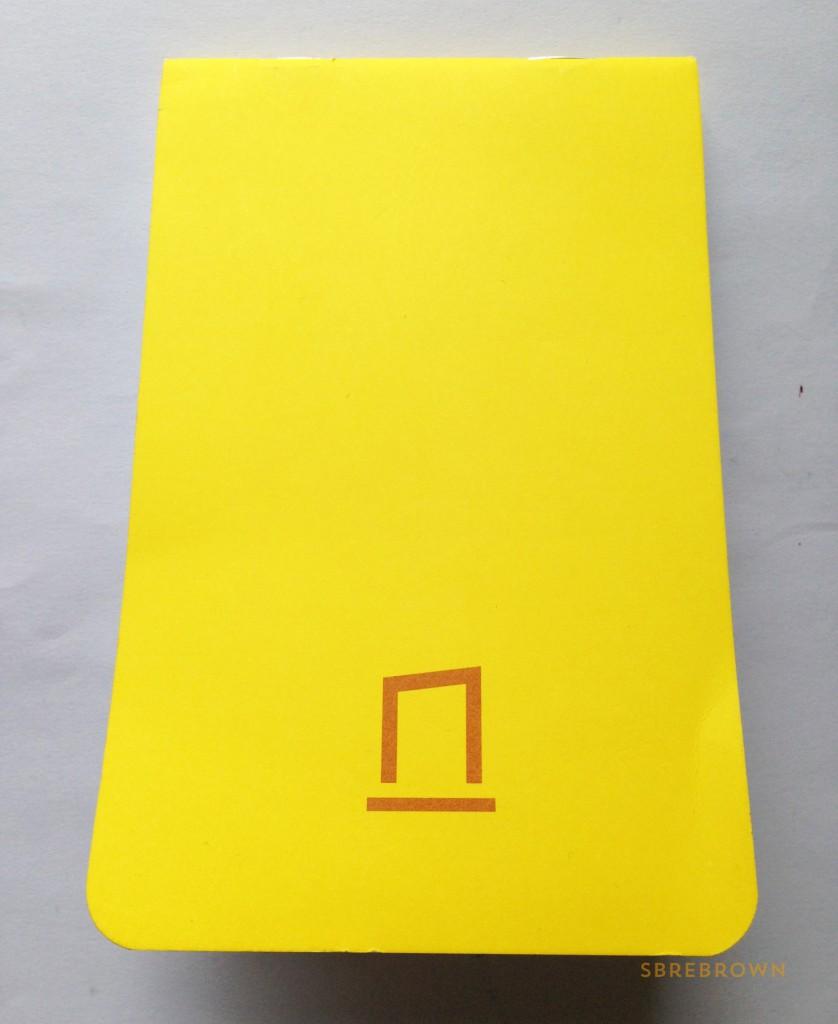 SB. Nock Co. Dot Dash Pocket Notebook Review (3)