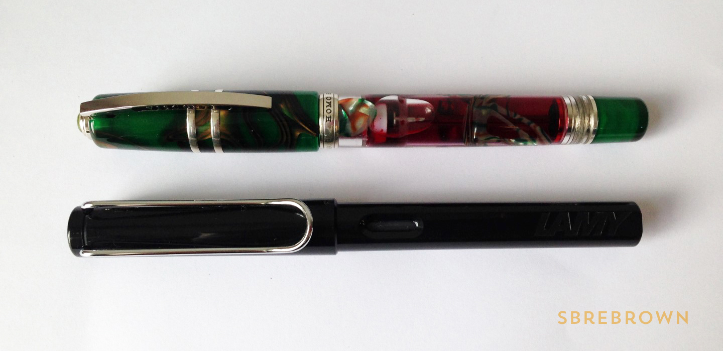 Visconti Homo Sapiens Florentine Hills FP Review (4)