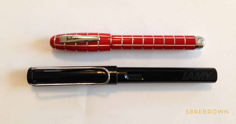 Fuliwen 2062 Fountain Pen Review (2)