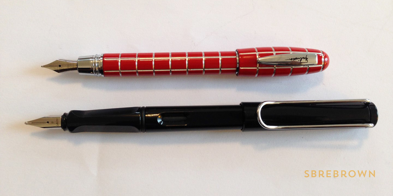 Fuliwen 2062 Fountain Pen Review (5)