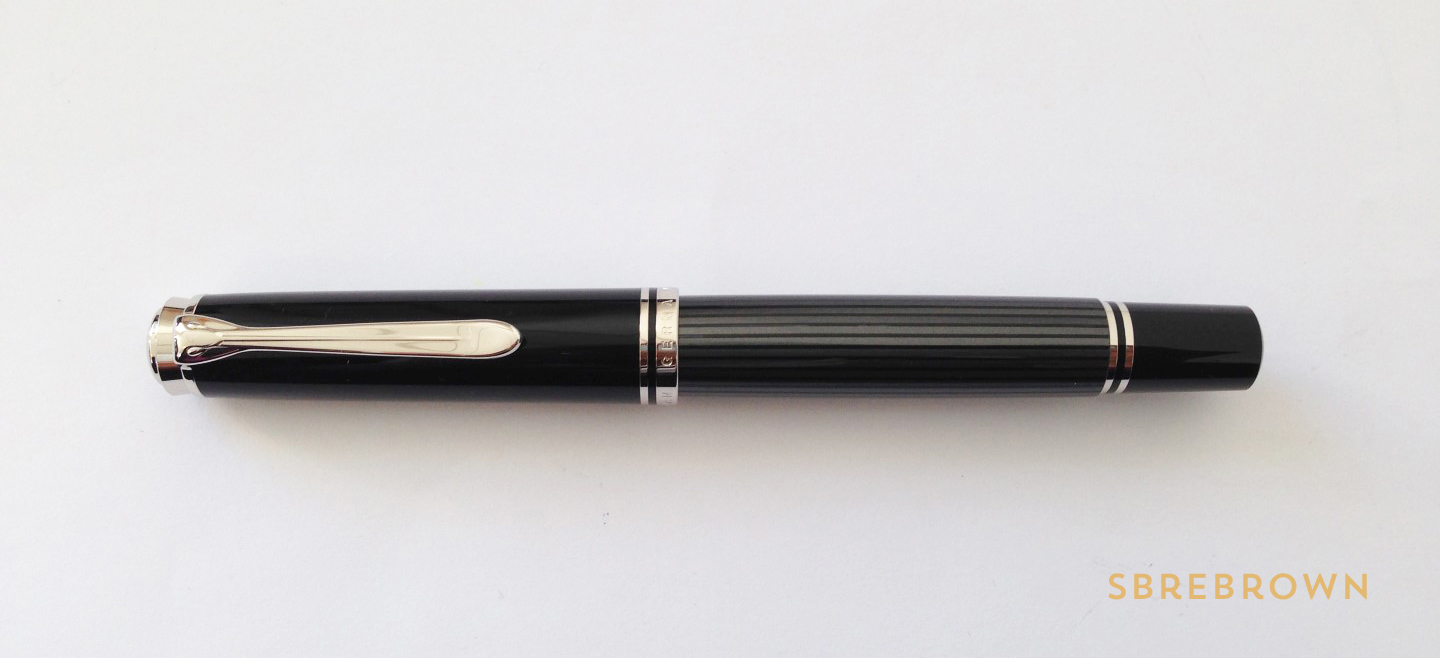 Pelikan Stresemann M805 Fountain Pen Review (1)
