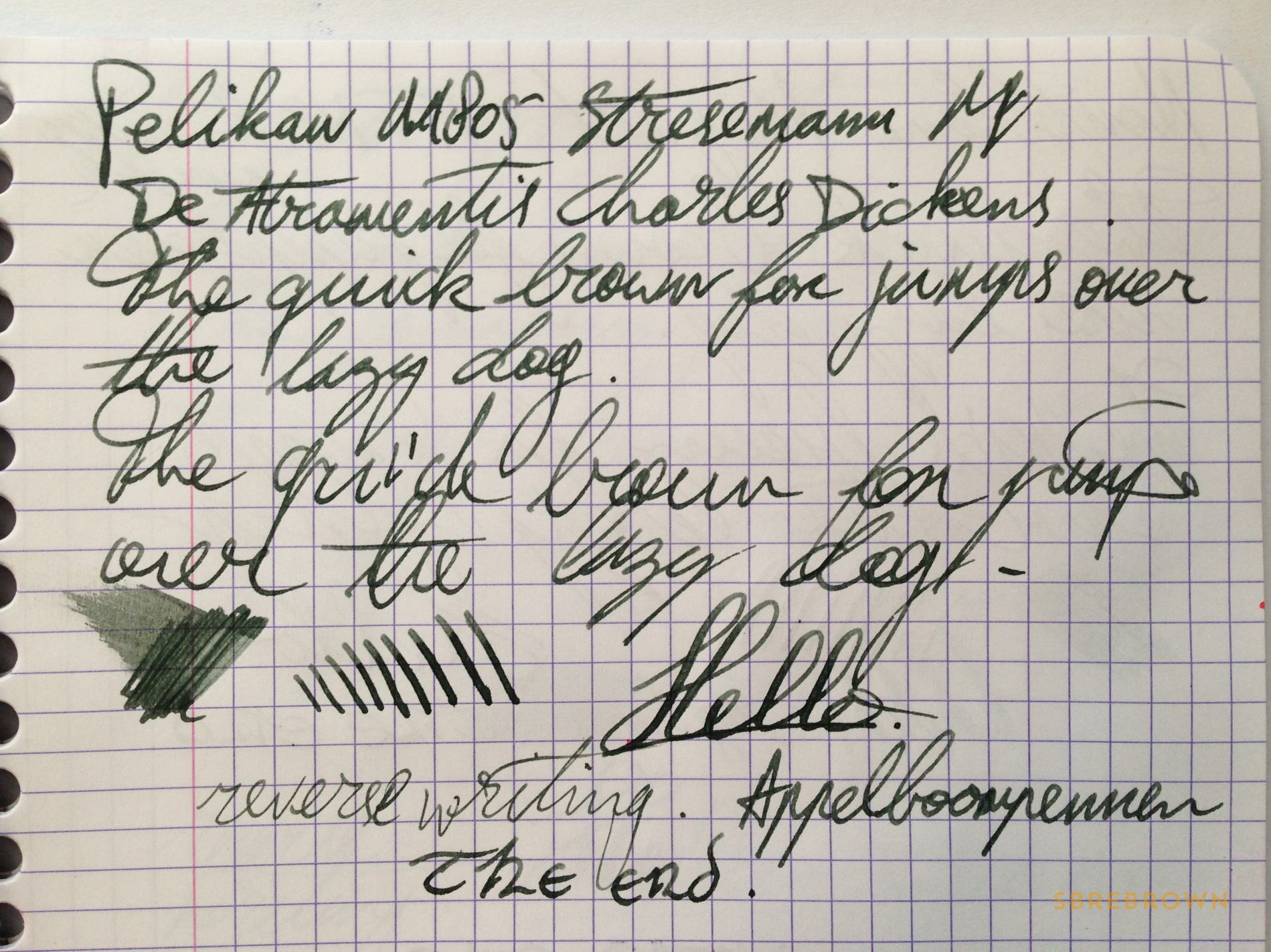 Pelikan Stresemann M805 Fountain Pen Review (6)