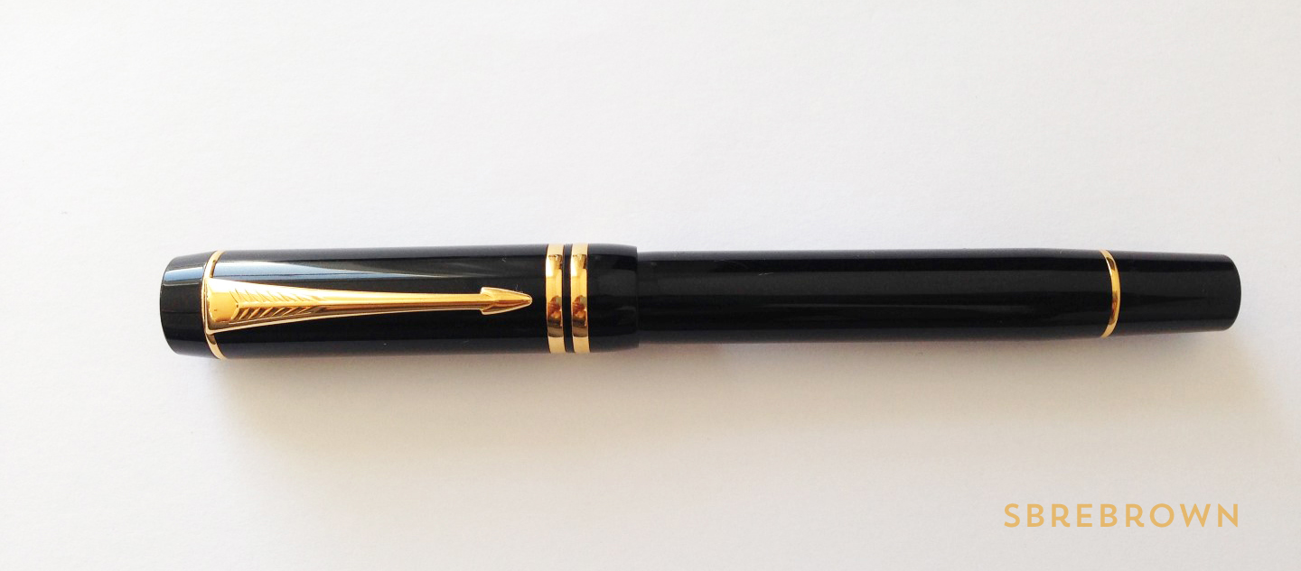 Parker Duofold International FP Review (2)
