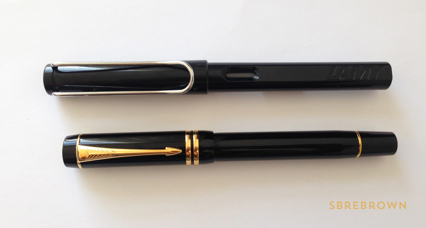 Parker Duofold International FP Review (3)