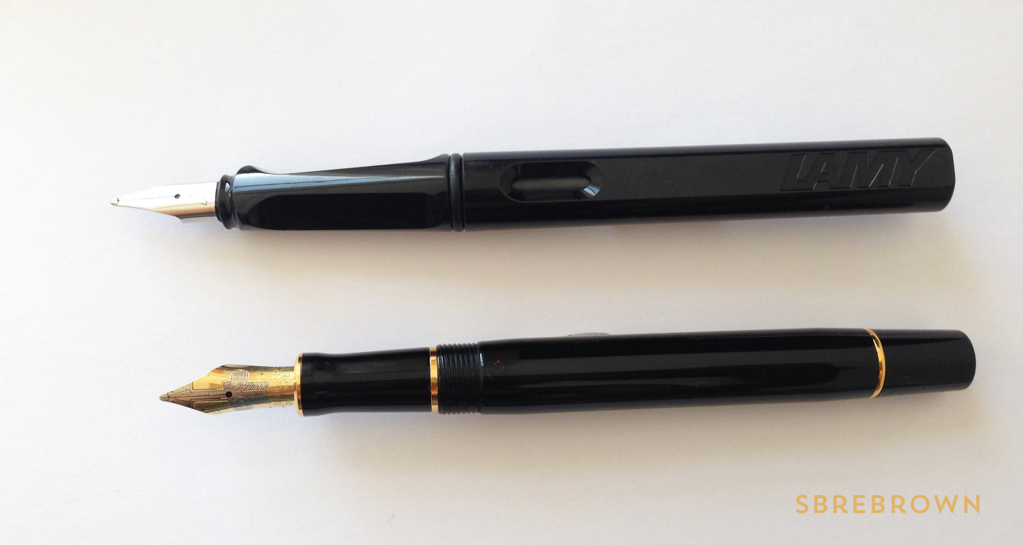 Parker Duofold International FP Review (4)