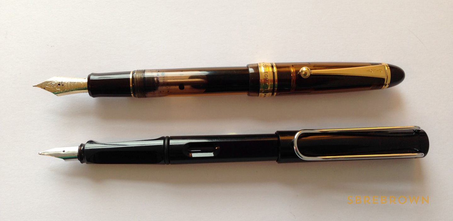 Pilot Custom 823 FP Review (6)