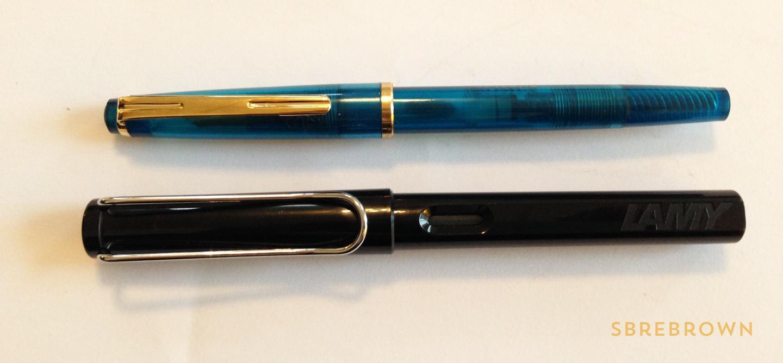 Romus Majestic Fountain Pen Review (2)