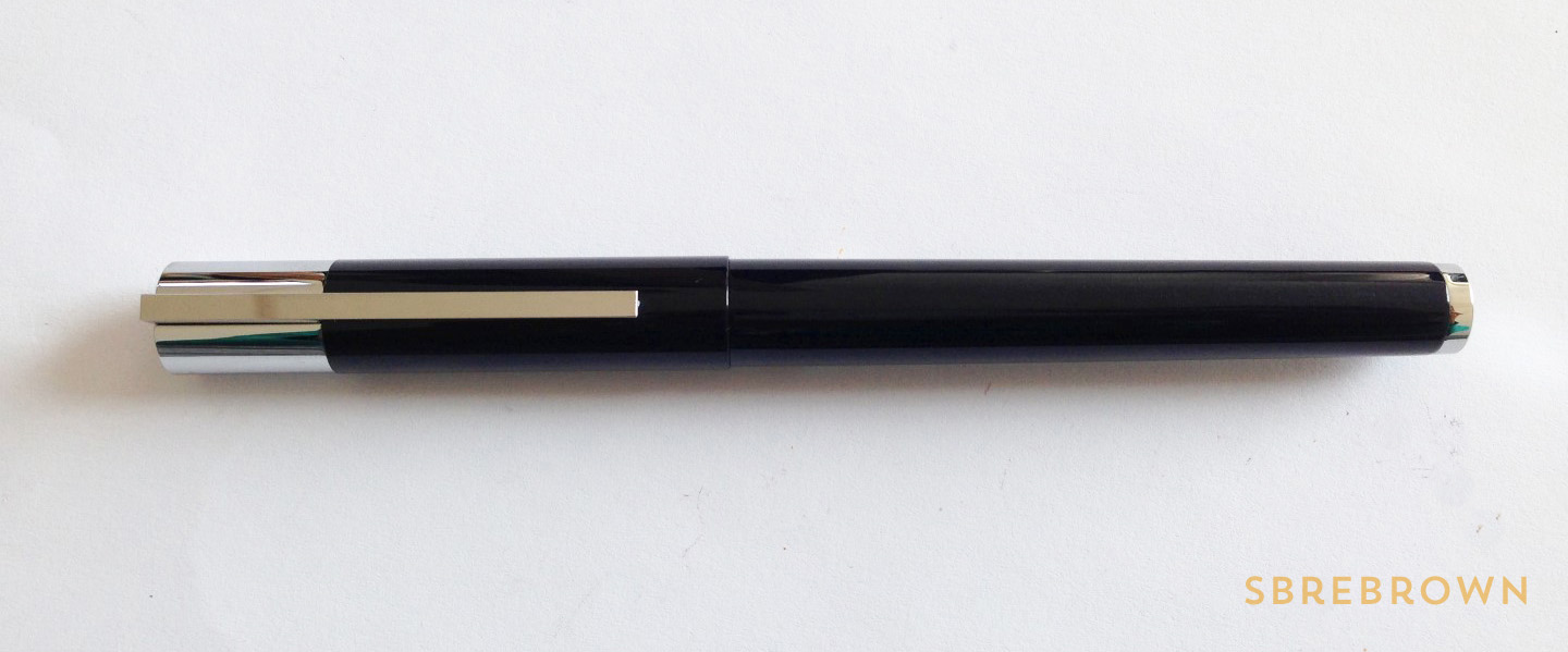 Lamy Scala Blue-Black FP Review (1)