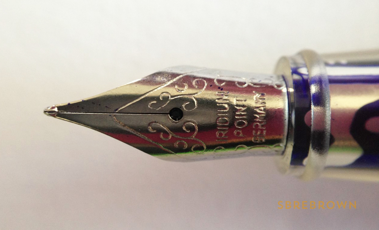 SB. J. Herbin Fountain Pen Review (5)