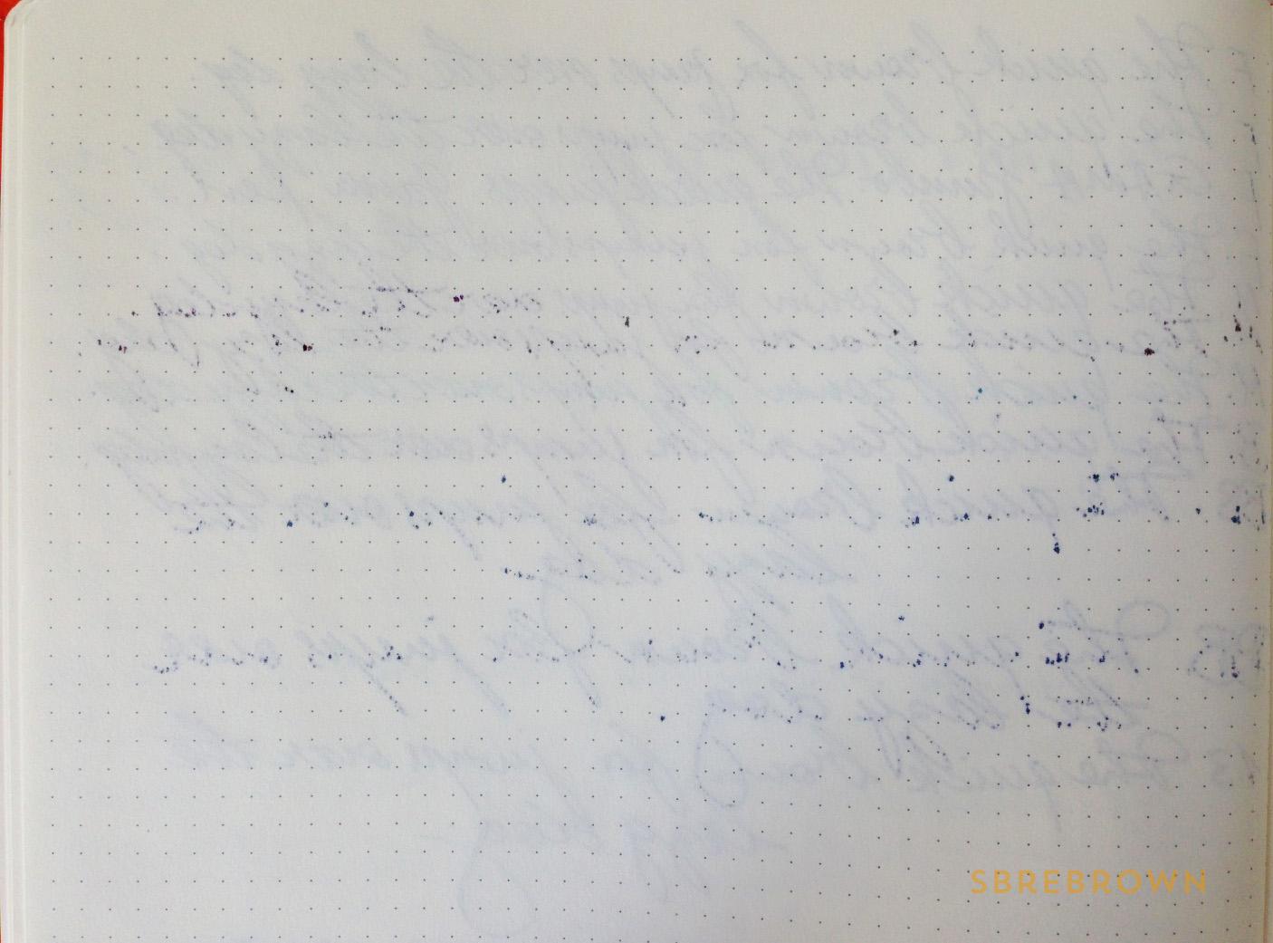 SB. Leuchtturm1917 Master Slim A4+ Notebook Review (3)