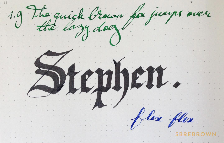 SB. Leuchtturm1917 Master Slim A4+ Notebook Review (4)