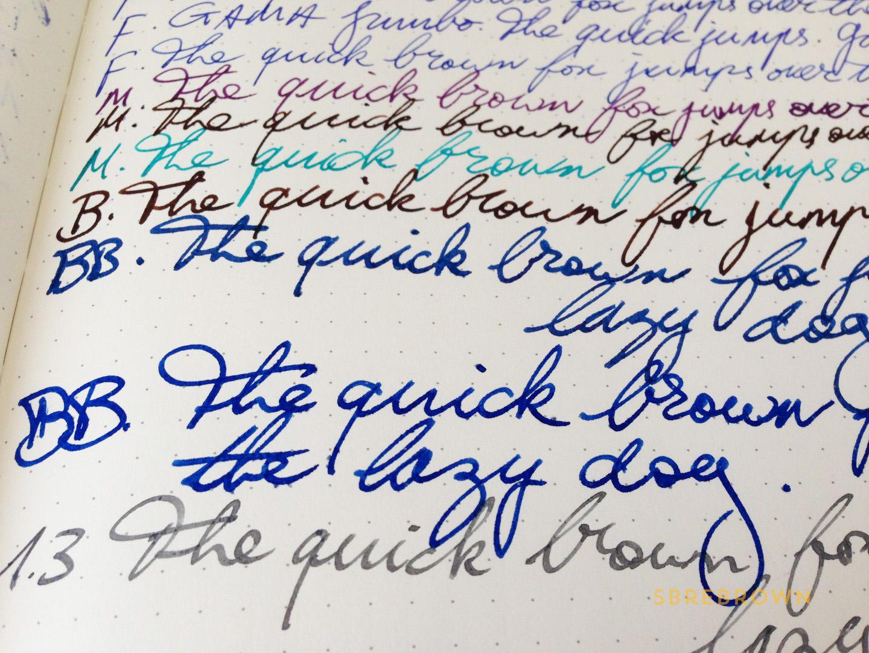 SB. Leuchtturm1917 Master Slim A4+ Notebook Review (6)