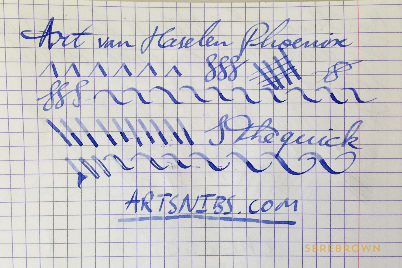 Art's Nibs Phoenix Modification Review (6)