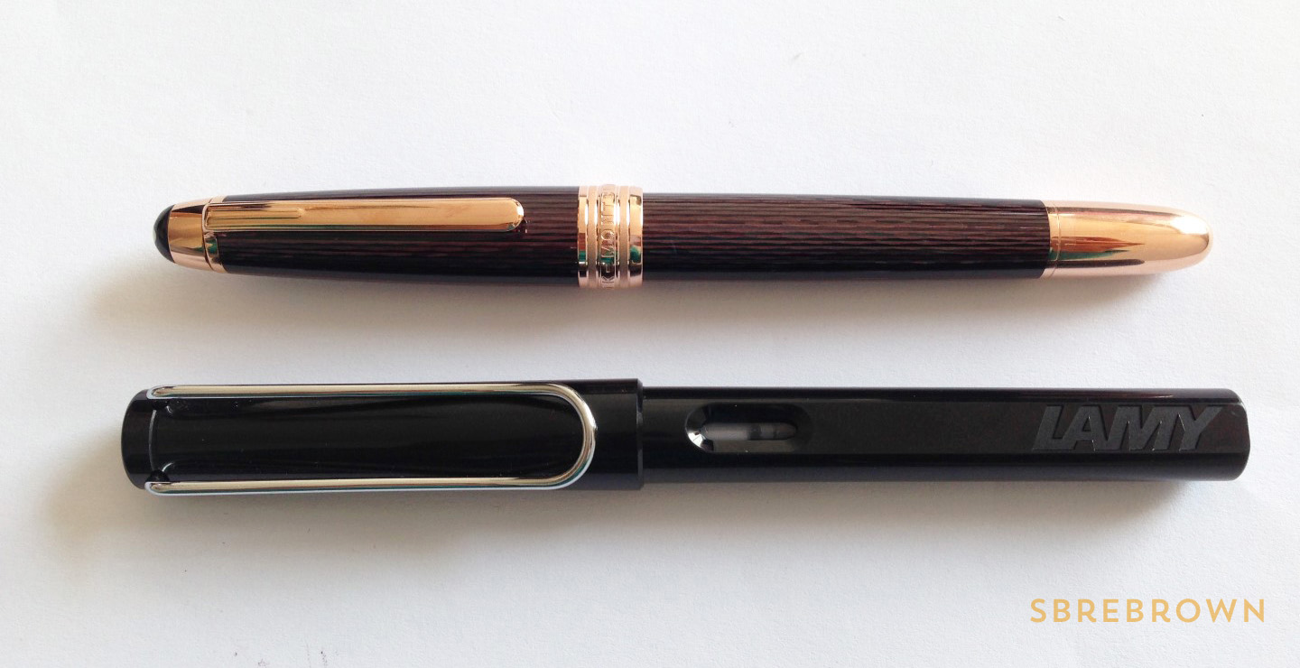 Montblanc Meisterstück Solitaire 90 Years SE Fountain Pen Review (3)