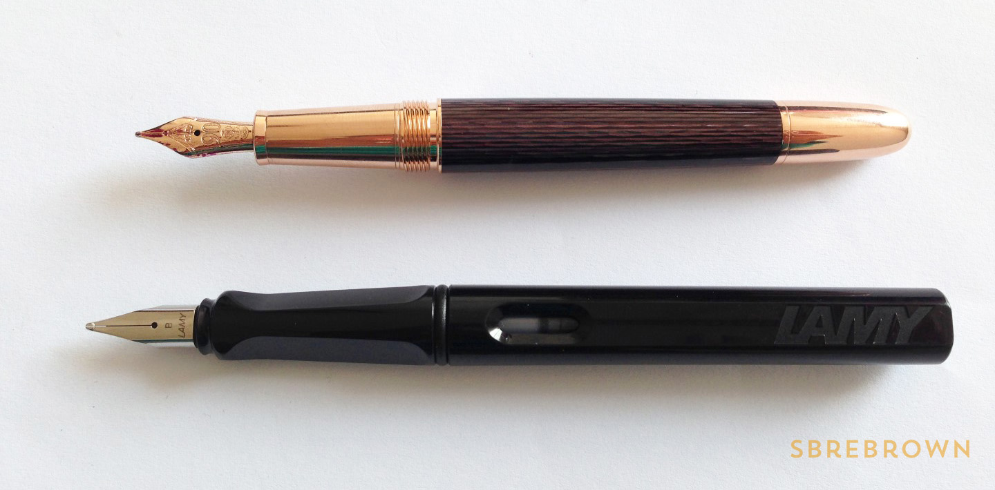Montblanc Meisterstück Solitaire 90 Years SE Fountain Pen Review (4)