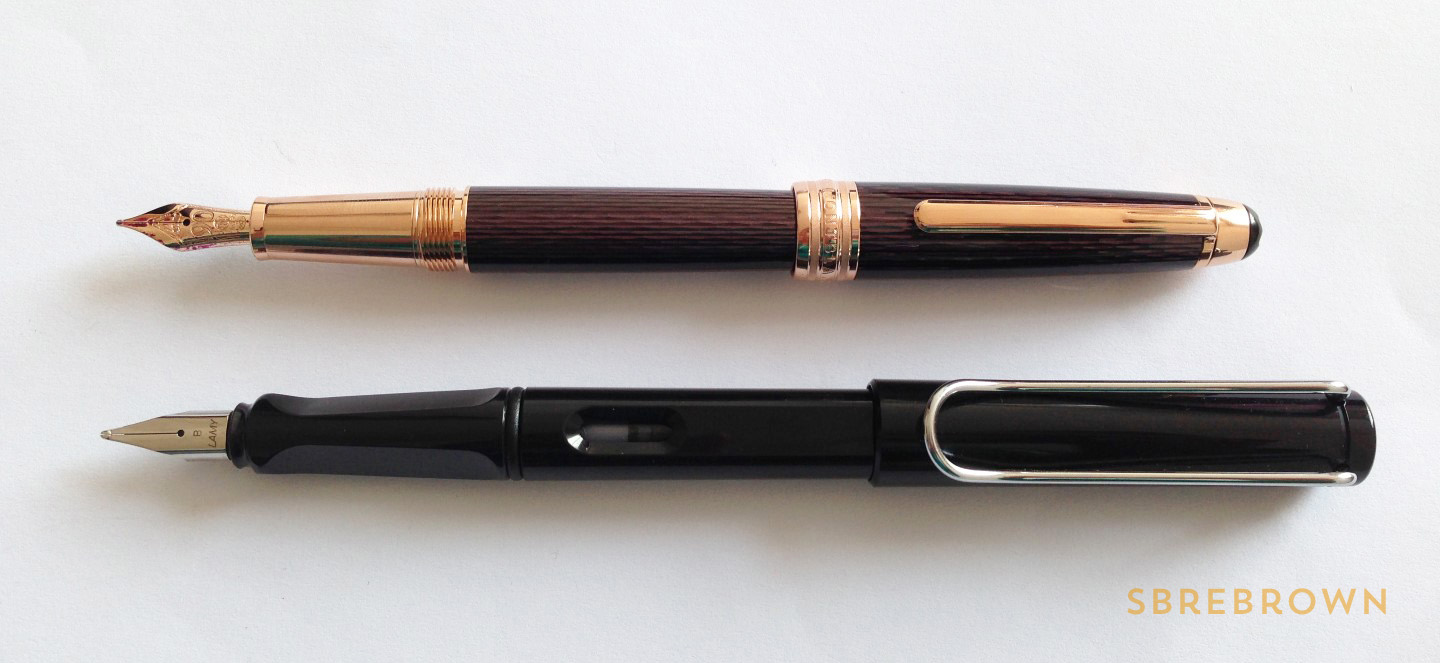 Montblanc Meisterstück Solitaire 90 Years SE Fountain Pen Review (5)