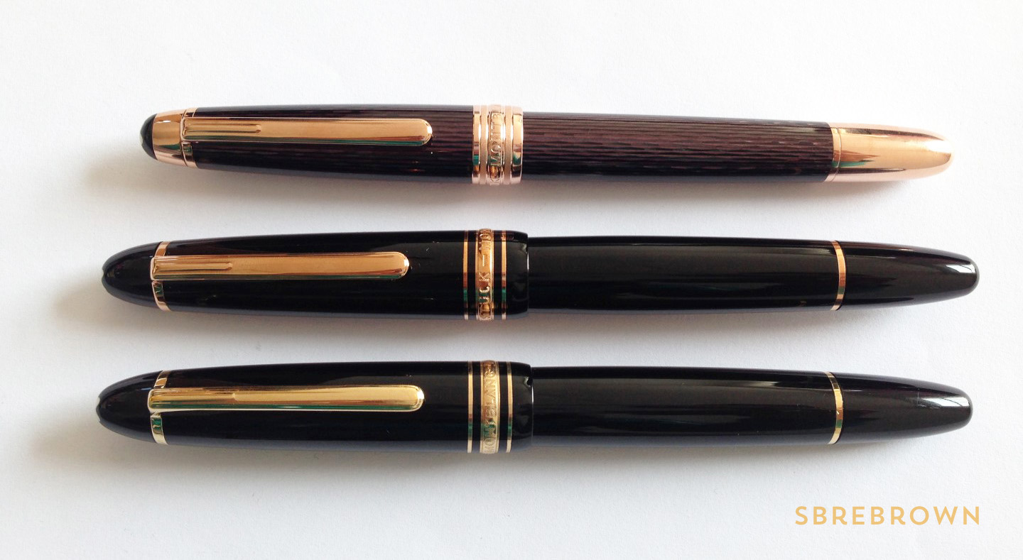 Montblanc Meisterstück Solitaire 90 Years SE Fountain Pen Review (7)