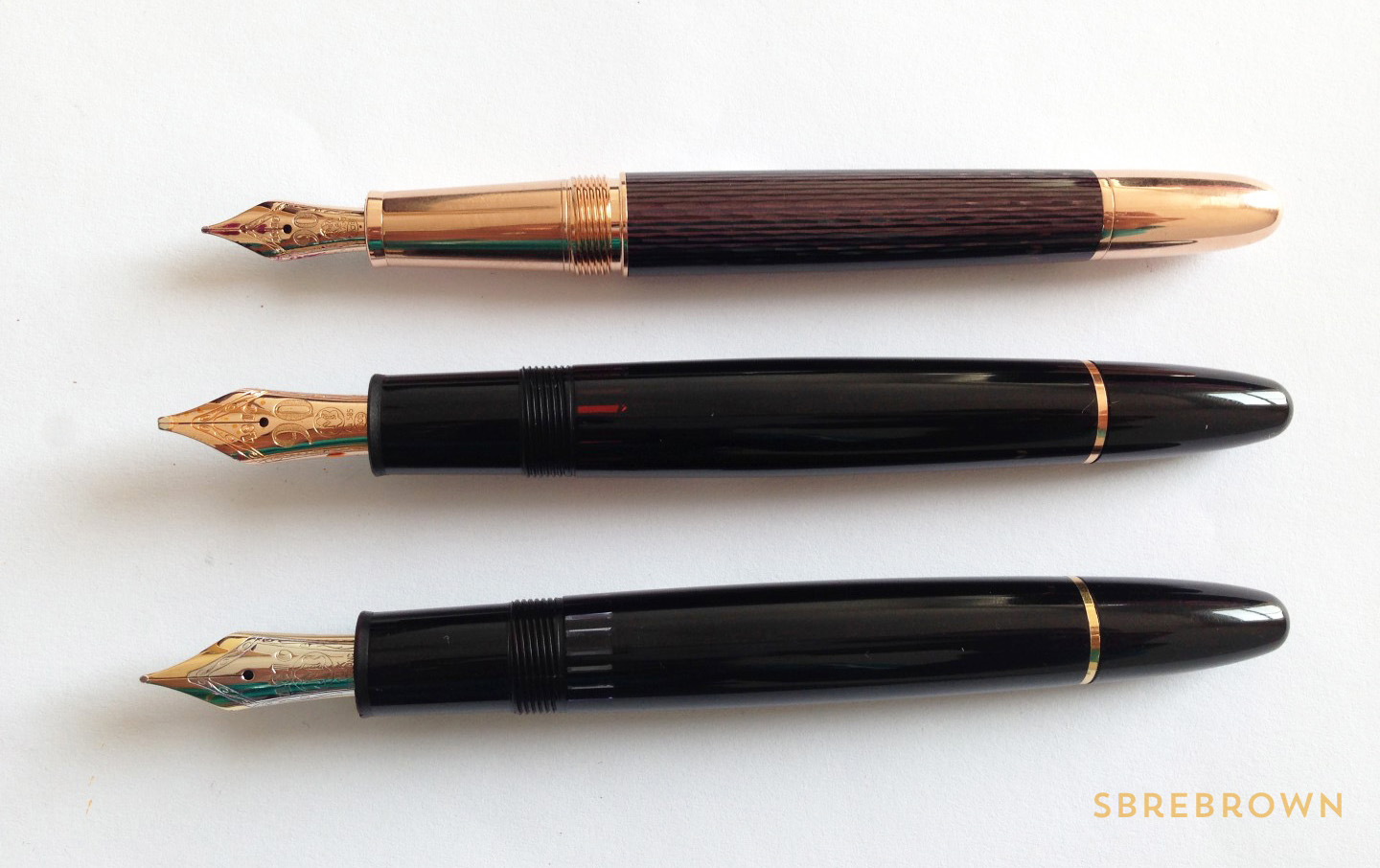 Montblanc Meisterstück Solitaire 90 Years SE Fountain Pen Review (8)