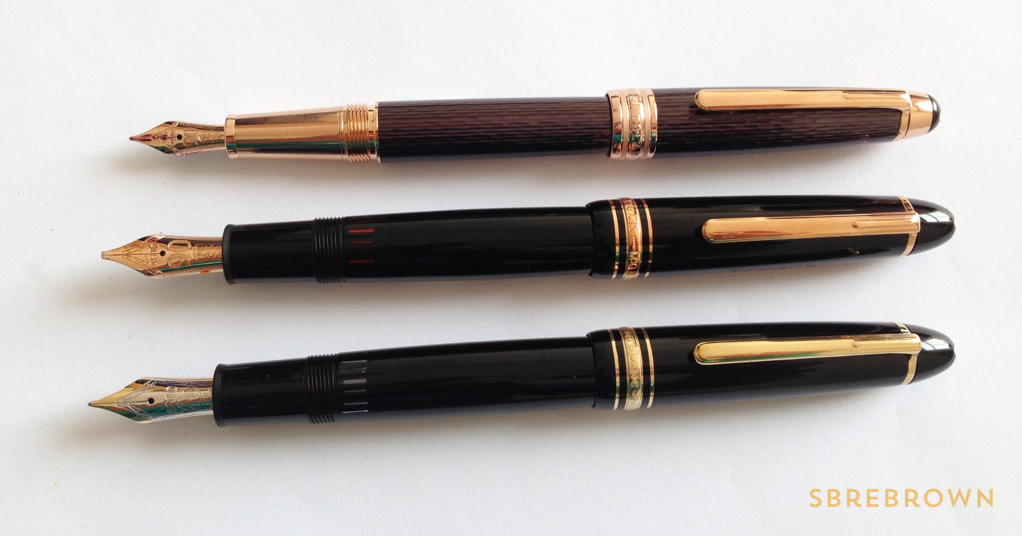 Montblanc Meisterstück Solitaire 90 Years SE Fountain Pen Review (9)