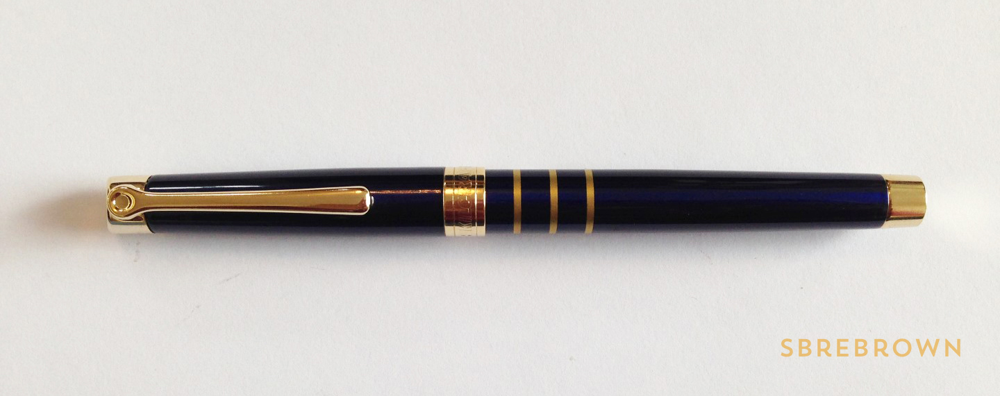 Skilcraft Executive Fountain Pen Review (1)