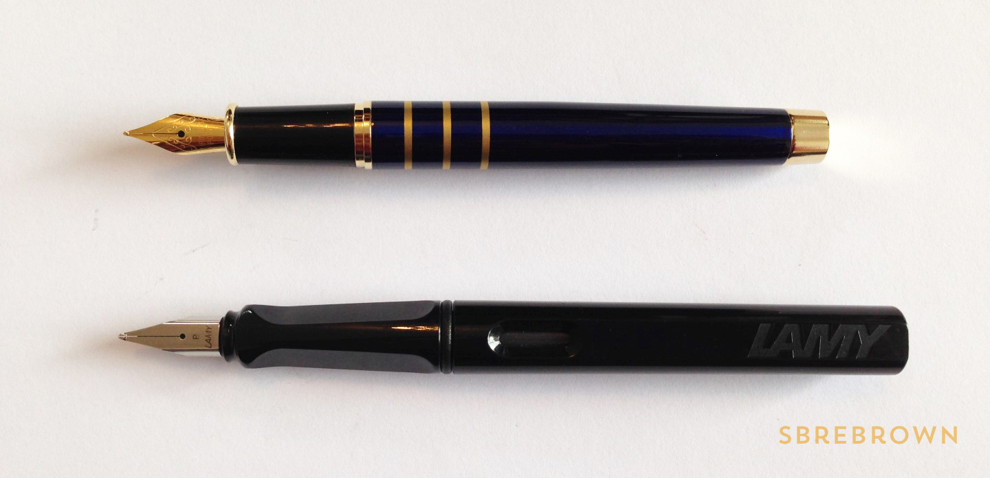 Skilcraft Executive Fountain Pen Review (3)