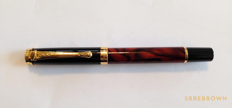 SB. Jinhao 500 Fountain Pen Review (1)