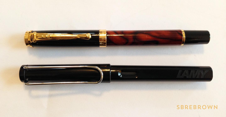 SB. Jinhao 500 Fountain Pen Review (2)