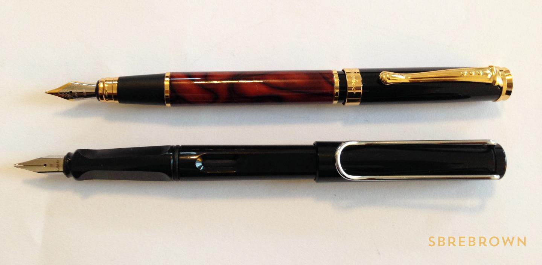 SB. Jinhao 500 Fountain Pen Review (5)
