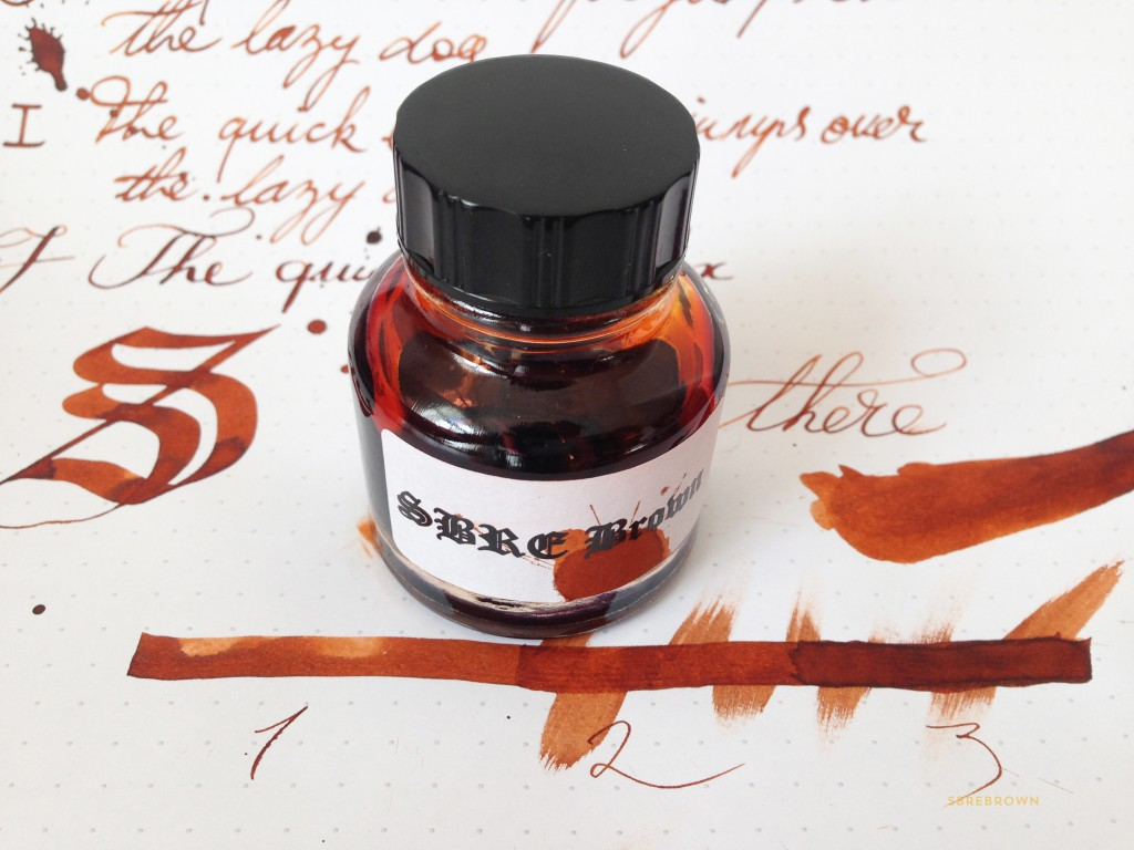 SB. SBREBrown Ink Review (4)
