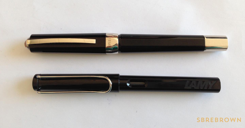 Visconti Opera Master Black Guilloché Fountain Pen Review (3)