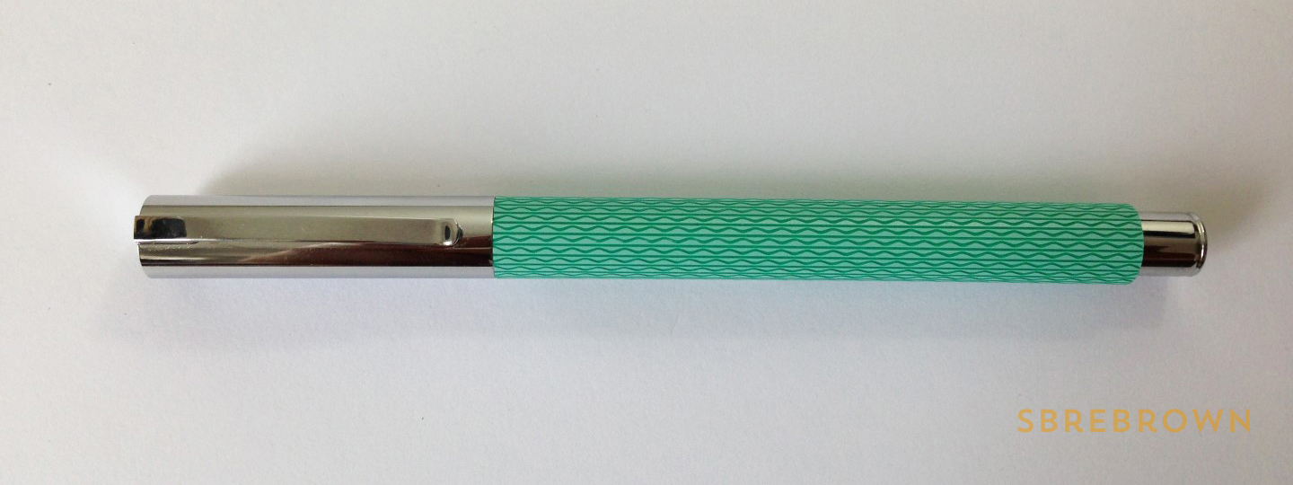 Faber-Castell Ambition OpArt Fountain Pen Review (1)