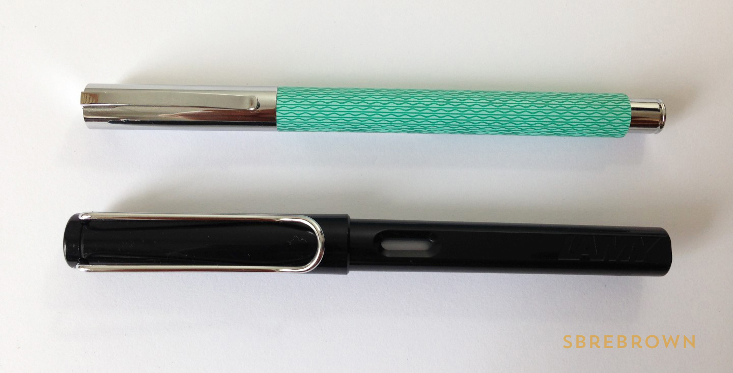 Faber-Castell Ambition OpArt Fountain Pen Review (2)