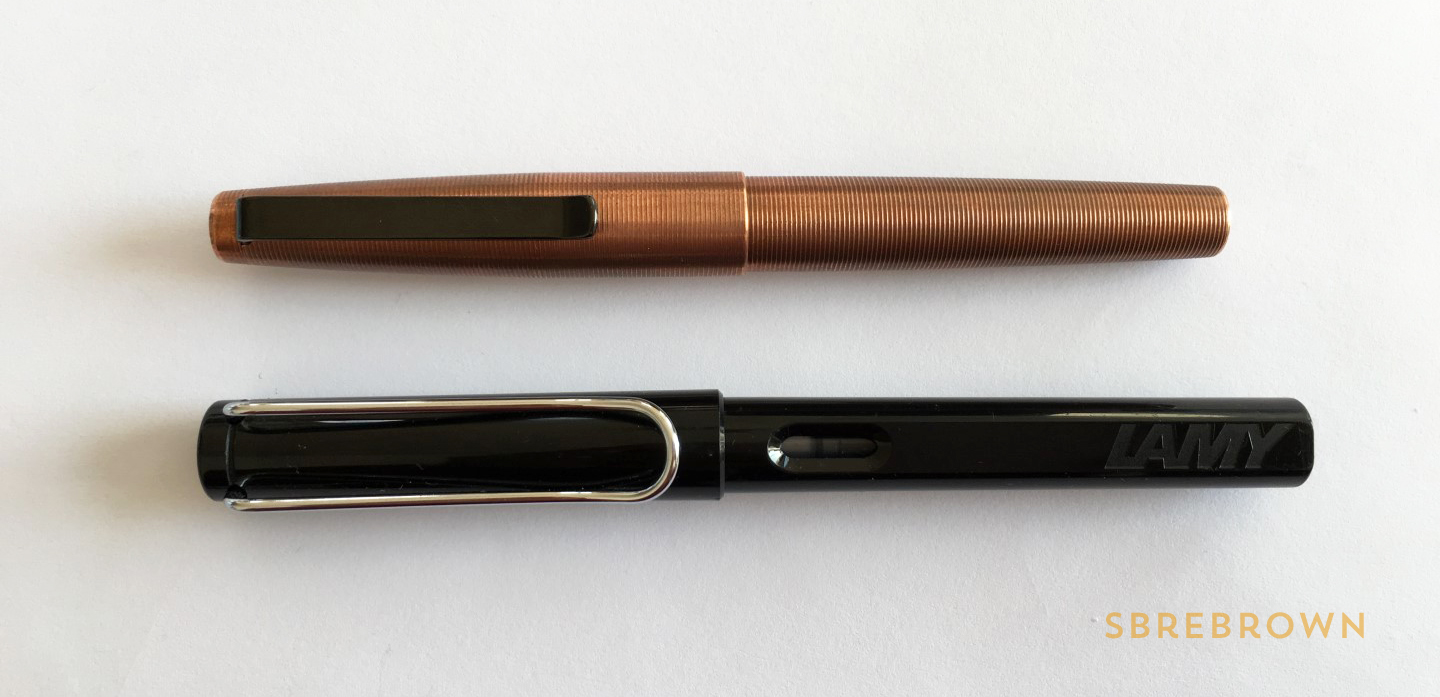 Tactile Turn Gist Fountain Pen Review (1)