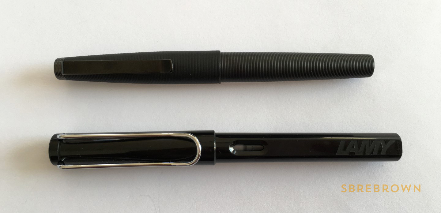 Tactile Turn Gist Fountain Pen Review (7)
