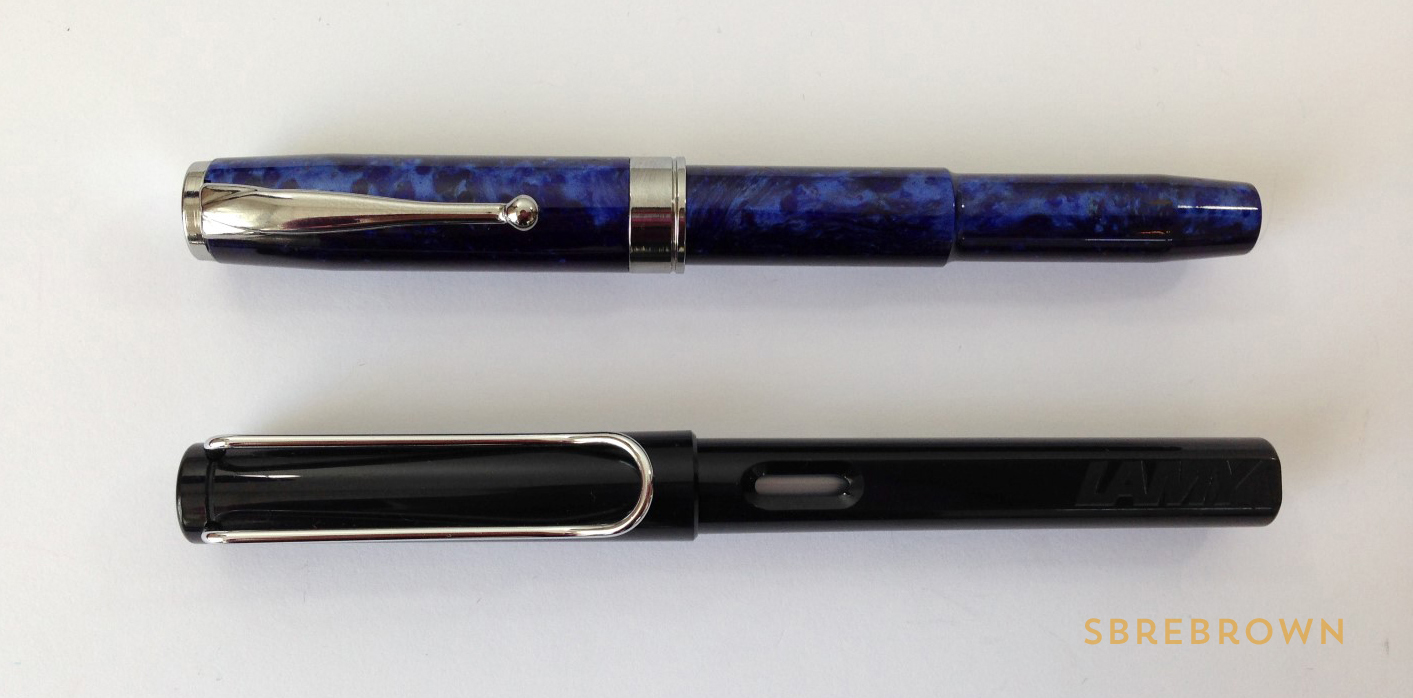 Italix English Curate Fountain Pen Review (3)