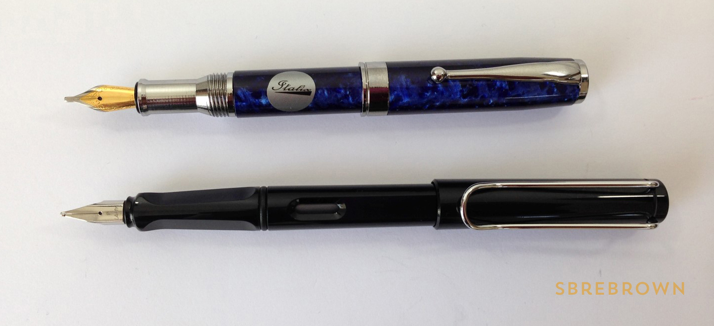 Italix English Curate Fountain Pen Review (6)