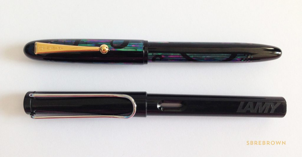 Namiki Yukari Nightline Moonlight Fountain Pen Review