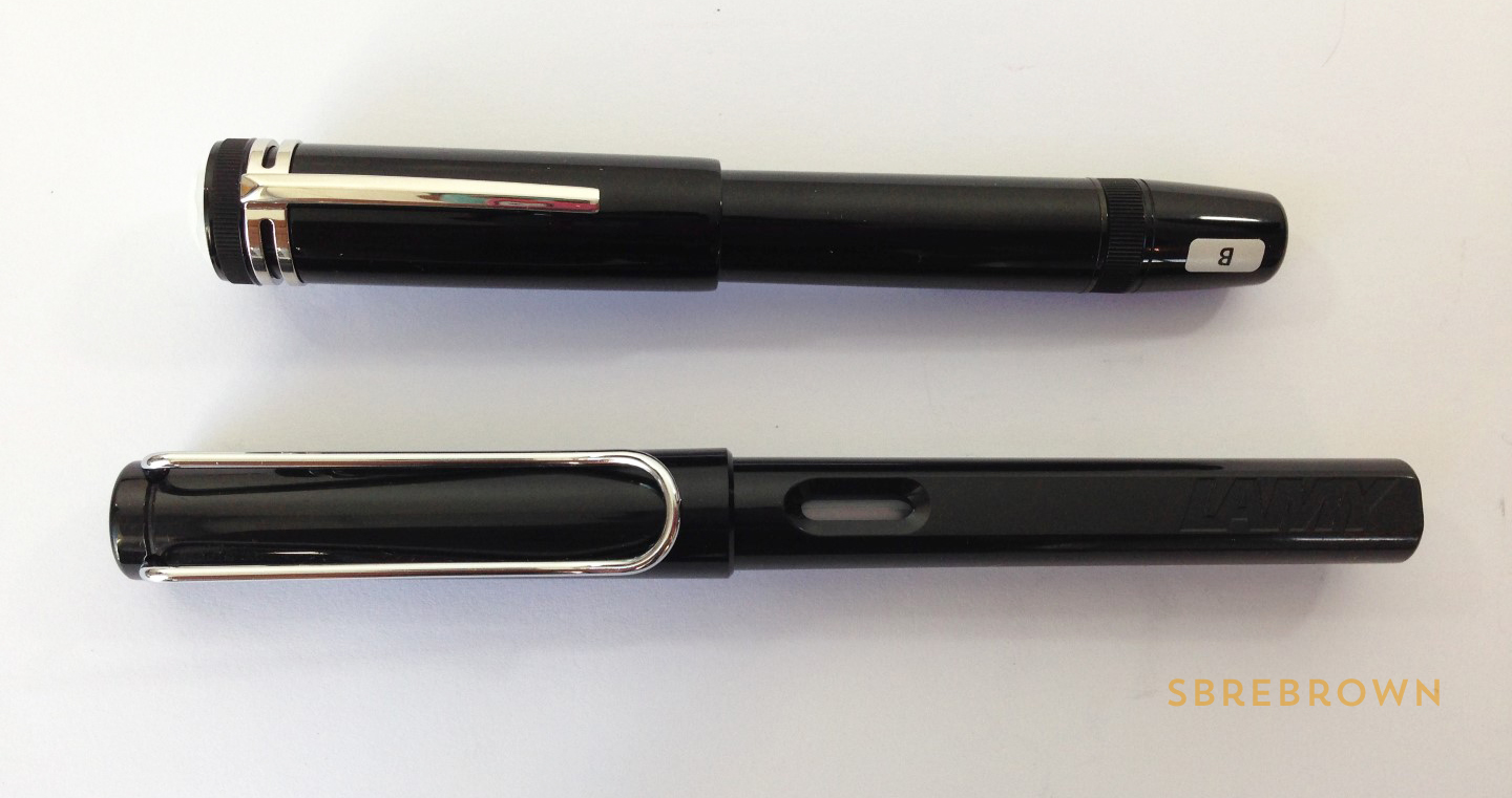 Montblanc Heritage Collection 1912 Fountain Pen Review