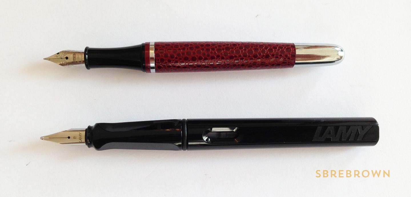 PierCarlo d'Alessio Fountain Pen Review