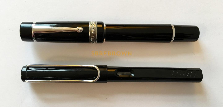 GoldPen Delta Mezzanotte Fountain Pen Review (1)