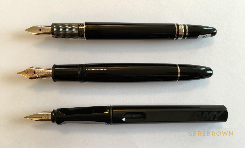 Montblanc Starwalker Fountain Pen Review