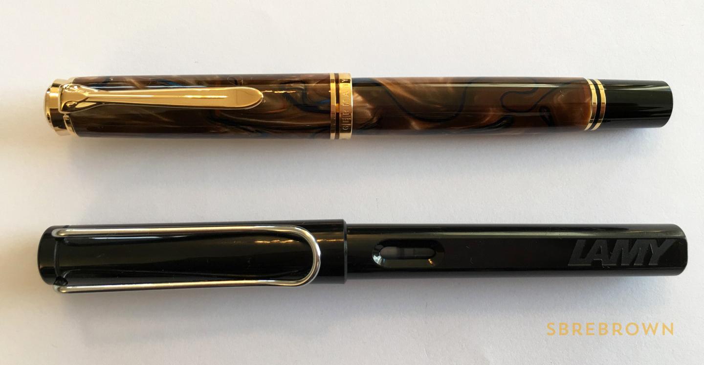 Pelikan Souverän M800 Grand Place Fountain Pen Review