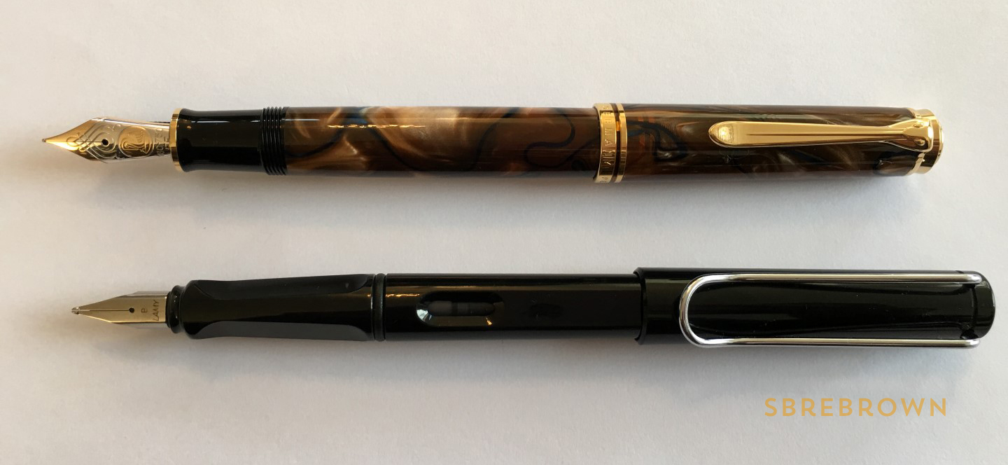 Pelikan Souverän M800 Grand Place Fountain Pen Review