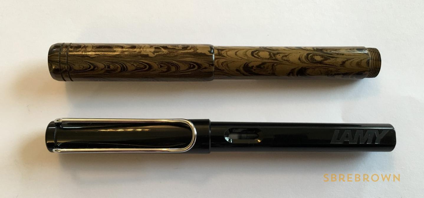 Peyton Street Pens Monterey Fountain Pen Review (1)