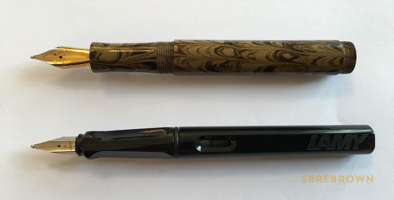 Peyton Street Pens Monterey Fountain Pen Review (2)